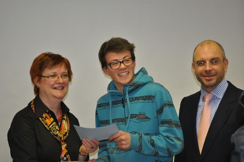 v.l.n.r.: Regine Schlegelberger-Erfurth (VLK), Roman Gola (WKS) und Thomas Fietz (FNF)