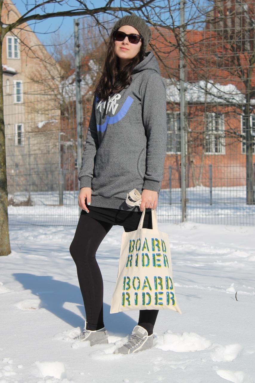 Skater bag von Helen