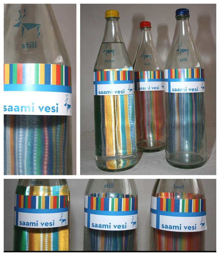 Flaschen von Annemarie Tille