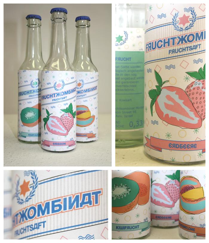 Flaschen von Benjamin Marek