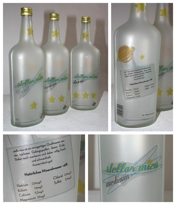 Flaschen von Monika Hoffmann