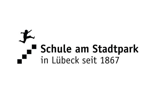 Logo der Stadtparkschule Lübeck