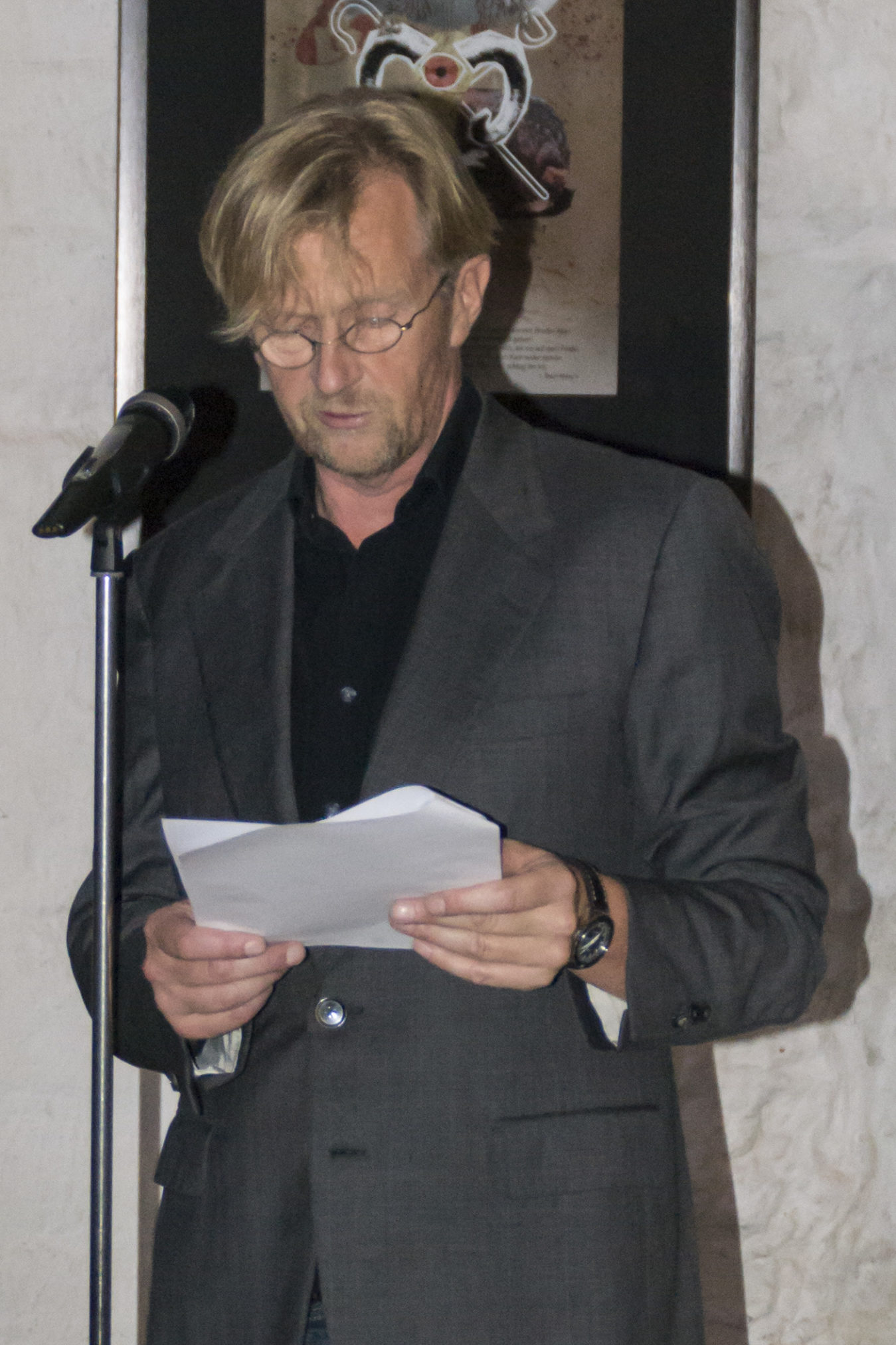 Dozent Christian Hager